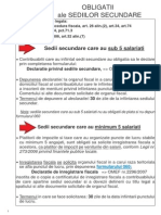 Obligatii Fiscale_sedii Secundare