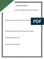 lesson 3 - questions