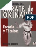 07 Los Secretos Del Karate de Okinawa Esencias y Tecnicas - Hiyoshi Arakaki