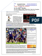 Dr. Cavil's HBCU Football Poll - Week 4