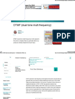 What is DTMF (Dual Tone Multi Frequency)_ - Definition From WhatIs