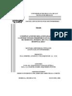 COMPLICACIONESRELACIONADASCONELCATETERVENOSOPERIFERICOENELSE