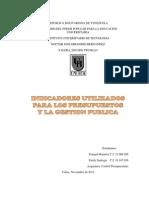 INDICADORES EL CONTROL PRESUPUESTARIO.docx