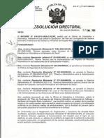 RD 027-2011 PlanContingenciaOEI