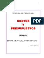 COSTOS-TOERIA