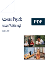 Accounts Payable - Proveedores