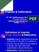 Virginity & Defloration
