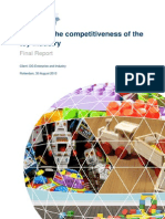 Study on the Competitiveness of the Toy Industryecsip_en