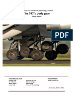 Pdf principles landing gear aircraft design and practices