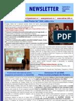 """Newsletter """"Pentru Voi"""" Decembrie 2009 RO"""