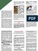 03 - Marzo - 2014 - Contemplativos en La Acción, Pidiendo Por Las Almas Del Purgatorio