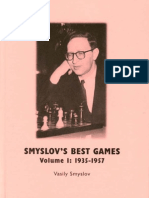 Vasily Smyslov - Smyslov 's Best Games i
