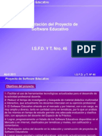 Proyecto de Software Educativo