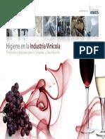 Betelgeux - Higiéne Na Industria Vinícola - Catalogo Bodegas