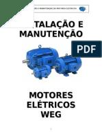 Manual Motores Weg