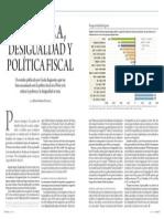 Pobreza, Desigualdad y Política Fiscal - Miguel Jaramillo y Bárbara Sparrow - Poder - setiembre 2014