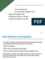 Lecture 2 (Orbital Mechanics)