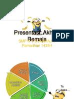 Presentasi Akhlak 2007