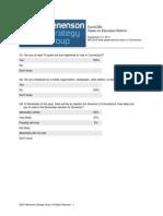 2014 ConnCAN Education Survey Topline