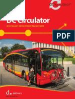 2014 DC Circulator Transit Development Plan Update Report