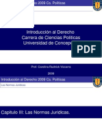 Introduccion Al Derecho Udec 2009 Parte II