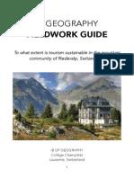 IB Geography Fieldwork Guide