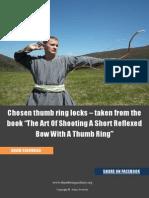 6 Thumb Ring Locks - Adam Swoboda