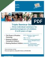 triple p flyer fall 2014