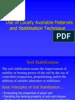 1.4 Soil Stabilization Technique Mekanis Dan Kimiawi