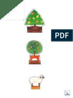 Alberi e Pecora