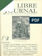 Libre Journal de la France Courtoise N°056