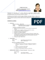 Curriculum Vitae Ucv
