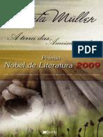 A Terra Das Ameixas Verdes - Herta Muller