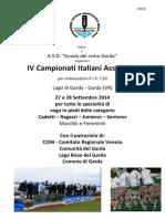 Campionato Italiano 2014 VIP 750 Garda
