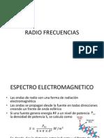 Radio Frecuencias