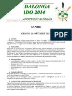 Bando Vogadalonga Grado 2014