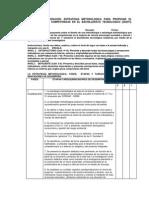 Matriz Estrategia Metodologica 2012[1]