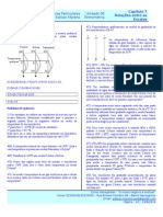 AFis Bonjorno Unidade 06 Termometria - Cap 7 Relações Entre as Escalas
