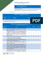 Legislativo Al Día (23.9.2014)