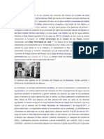 Historia de La Universidad Peruana