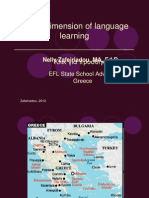 nelly-social dimension of language learning