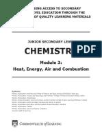 Chemistry Model