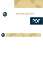 Risk and Exposure
