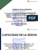 Logistica SESION 1