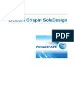 PS-Delcam Crispin SoleDesign