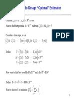 Basics of Optimization
