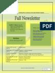 shrm newsletter fall 2014