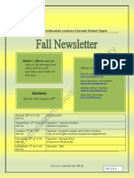 shrm newsletter fall 2014
