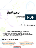 Epilepsy & Therapeutics