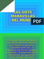 7Maravillas